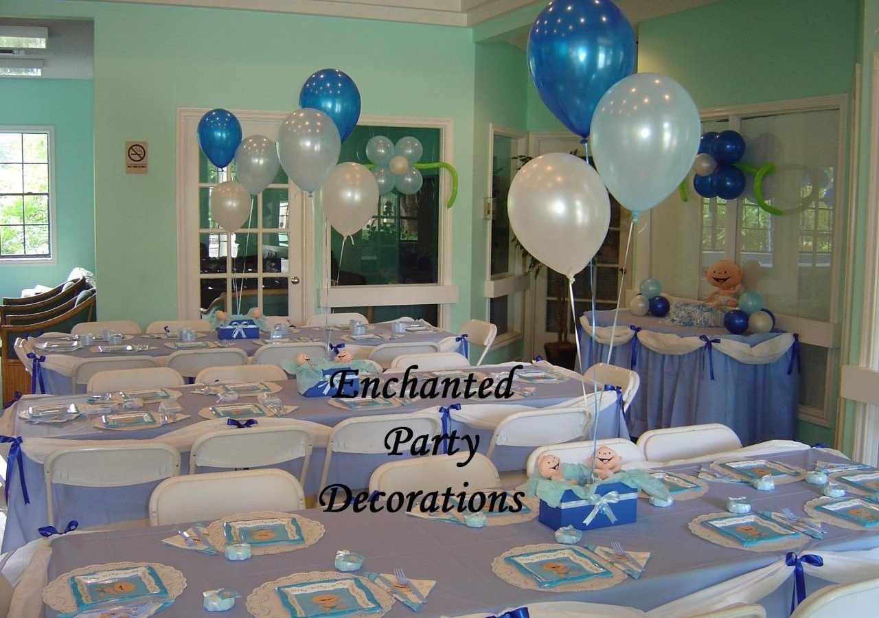 10 Perfect Baby Boy Shower Centerpiece Ideas baby shower decorations to make yourself decoration ideas boy