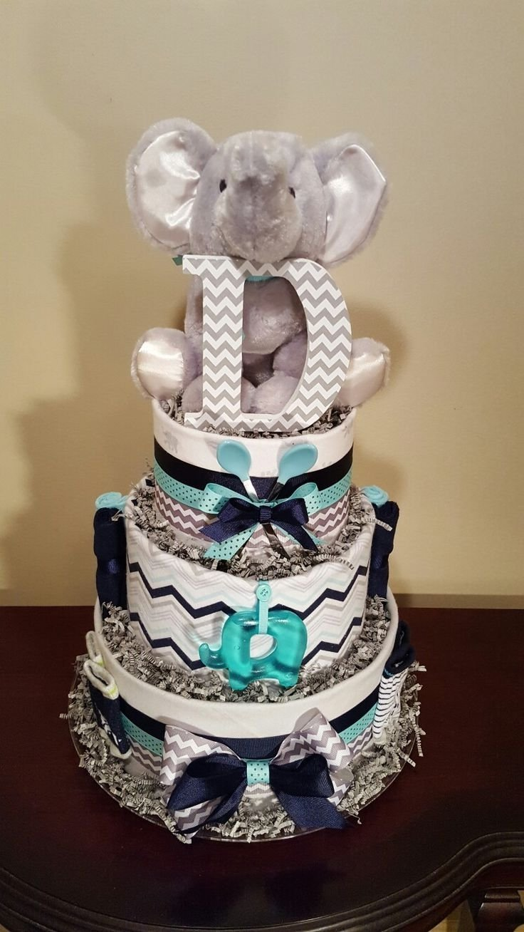 10 Cute Diaper Cake Ideas For Baby Boy baby shower diaper cake ideas boy lovely 25 best ideas about 1