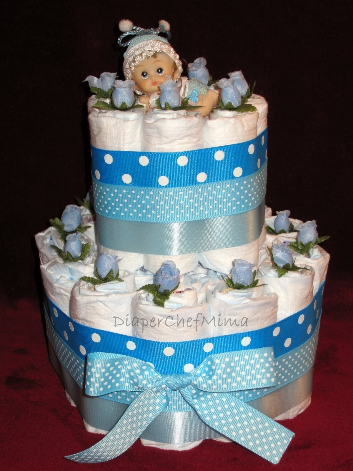 10 Cute Diaper Cake Ideas For Baby Boy baby shower diaper cakes ideas wreath party decoration cake girl