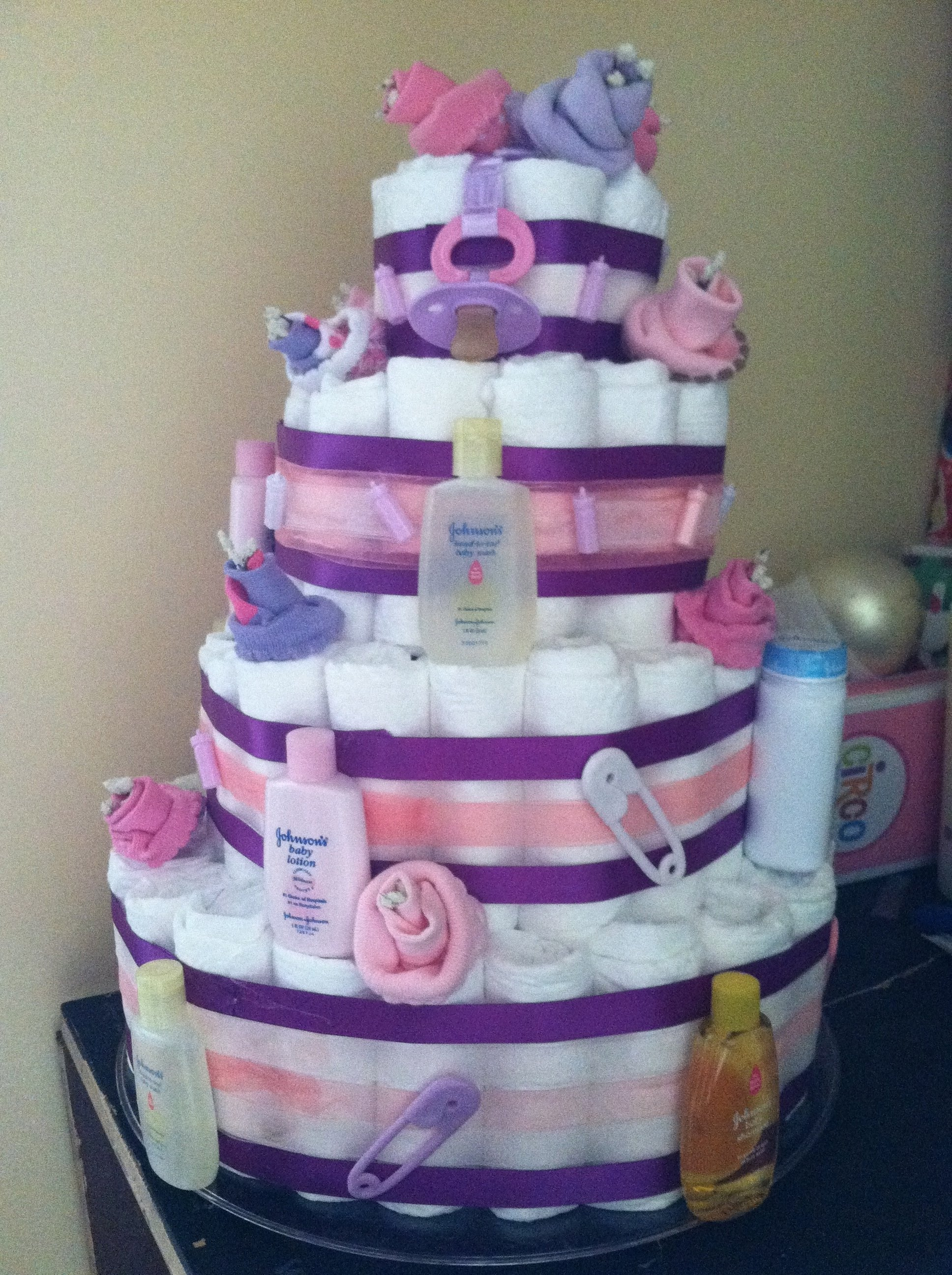 baby shower diapere images ideas for girl creative gallery nappy