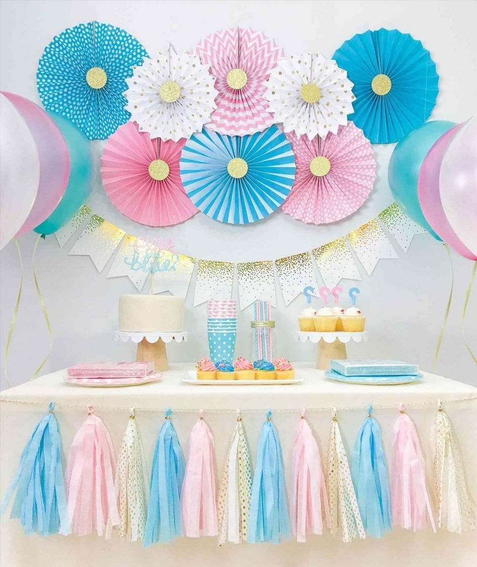 10 Fantastic Twin Girl Baby Shower Ideas baby shower diy baby shower decorations for girl twin girl baby 2020