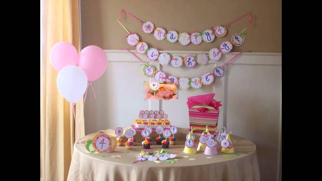 10 Spectacular Homemade Baby Shower Decoration Ideas baby shower diy decorations wedding 1 2020
