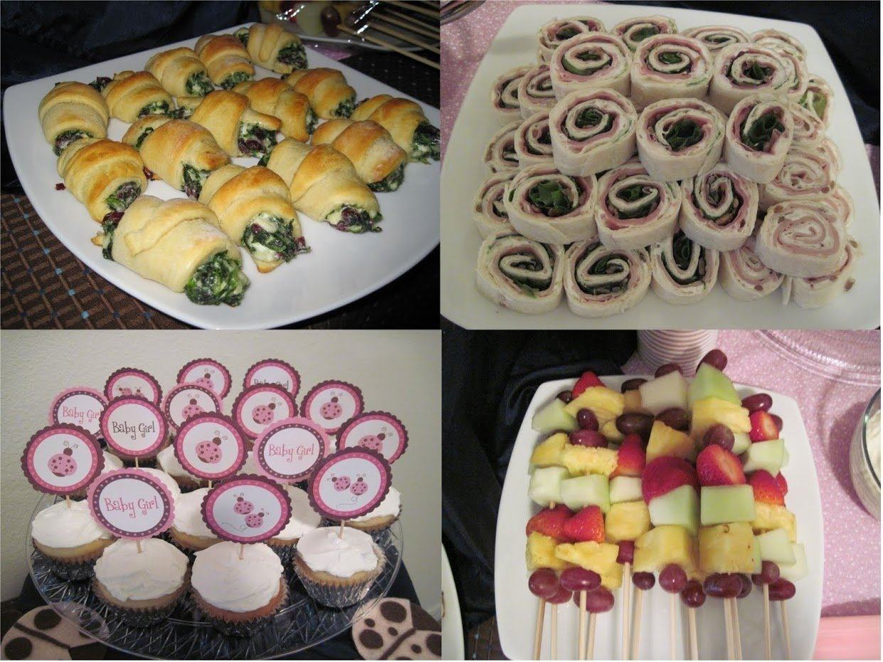 10 Elegant Easy Baby Shower Food Ideas baby shower easy food ideas omega center ideas for baby