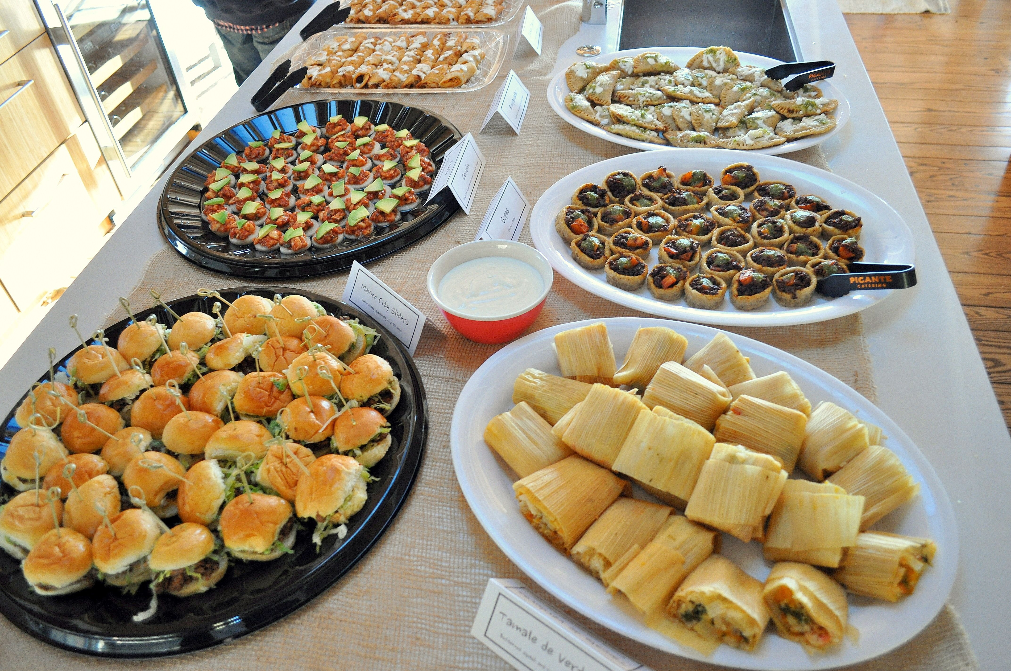 10 Stylish Food Ideas For A Baby Shower baby shower finger food recipes dsc 0255 baby shower food 4 2020