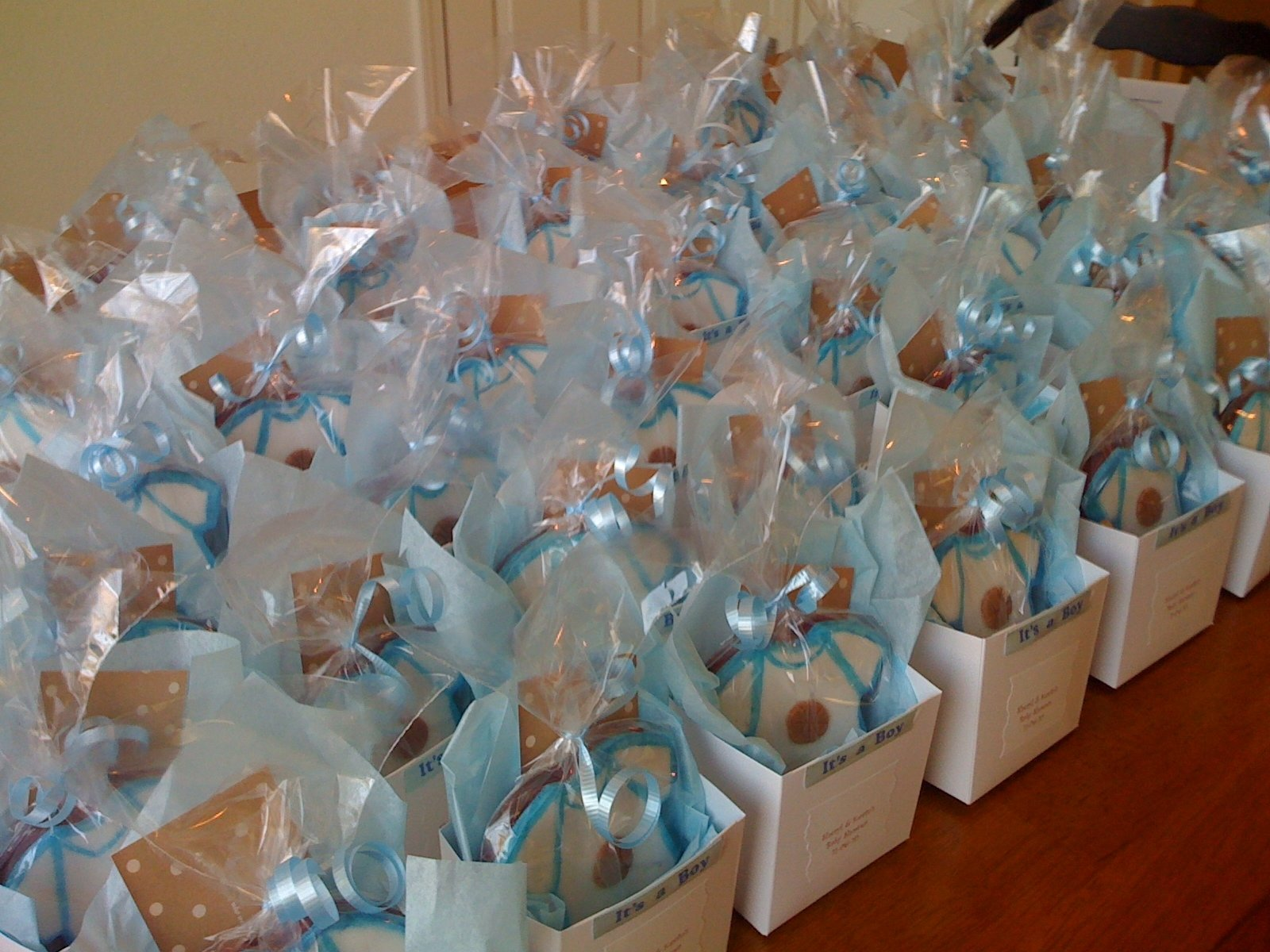 baby shower food ideas: baby shower favors ideas for a boy homemade
