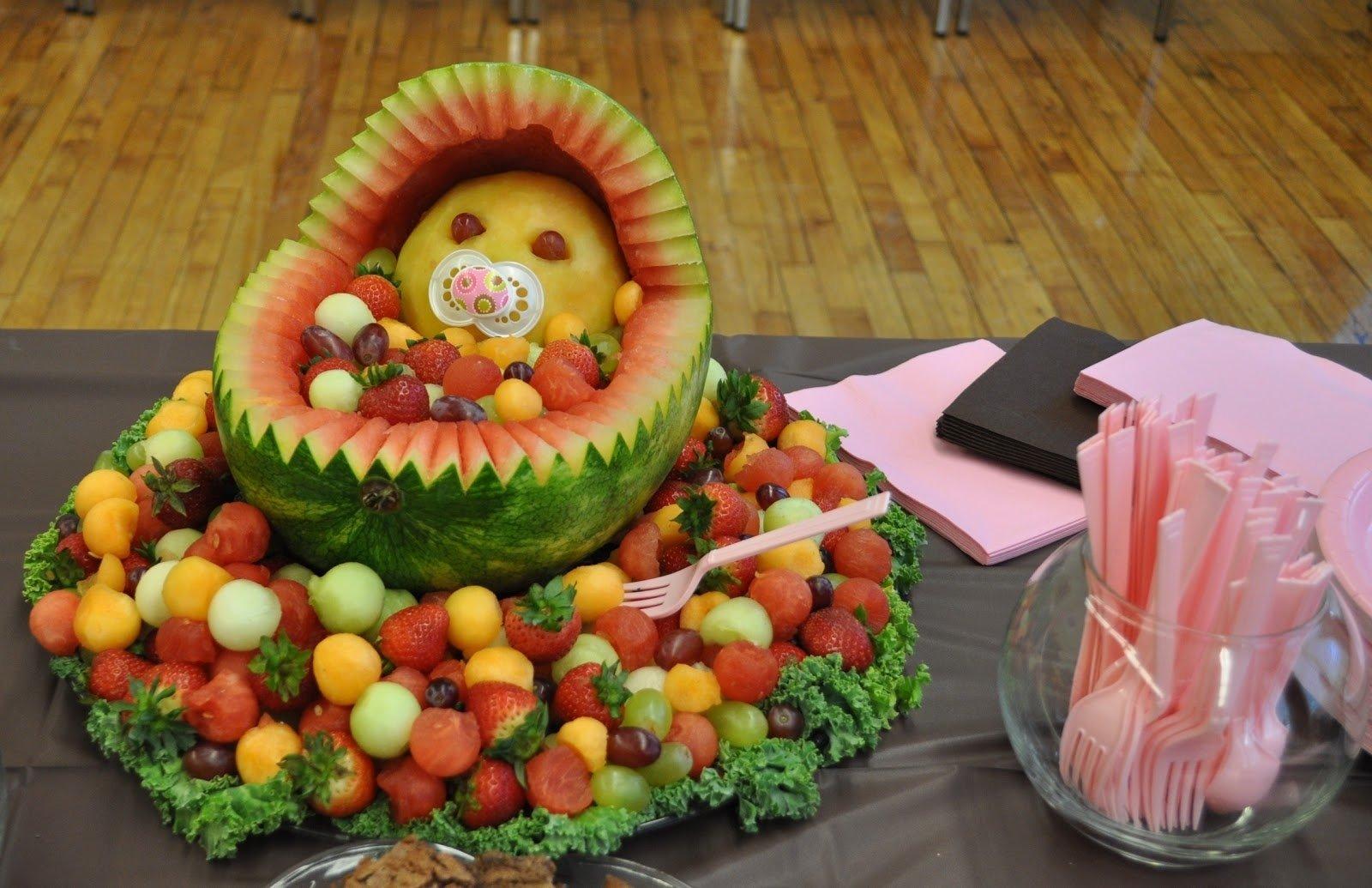 10 Attractive Unique Baby Shower Food Ideas baby shower food ideas baby shower food ideas fruit 2020