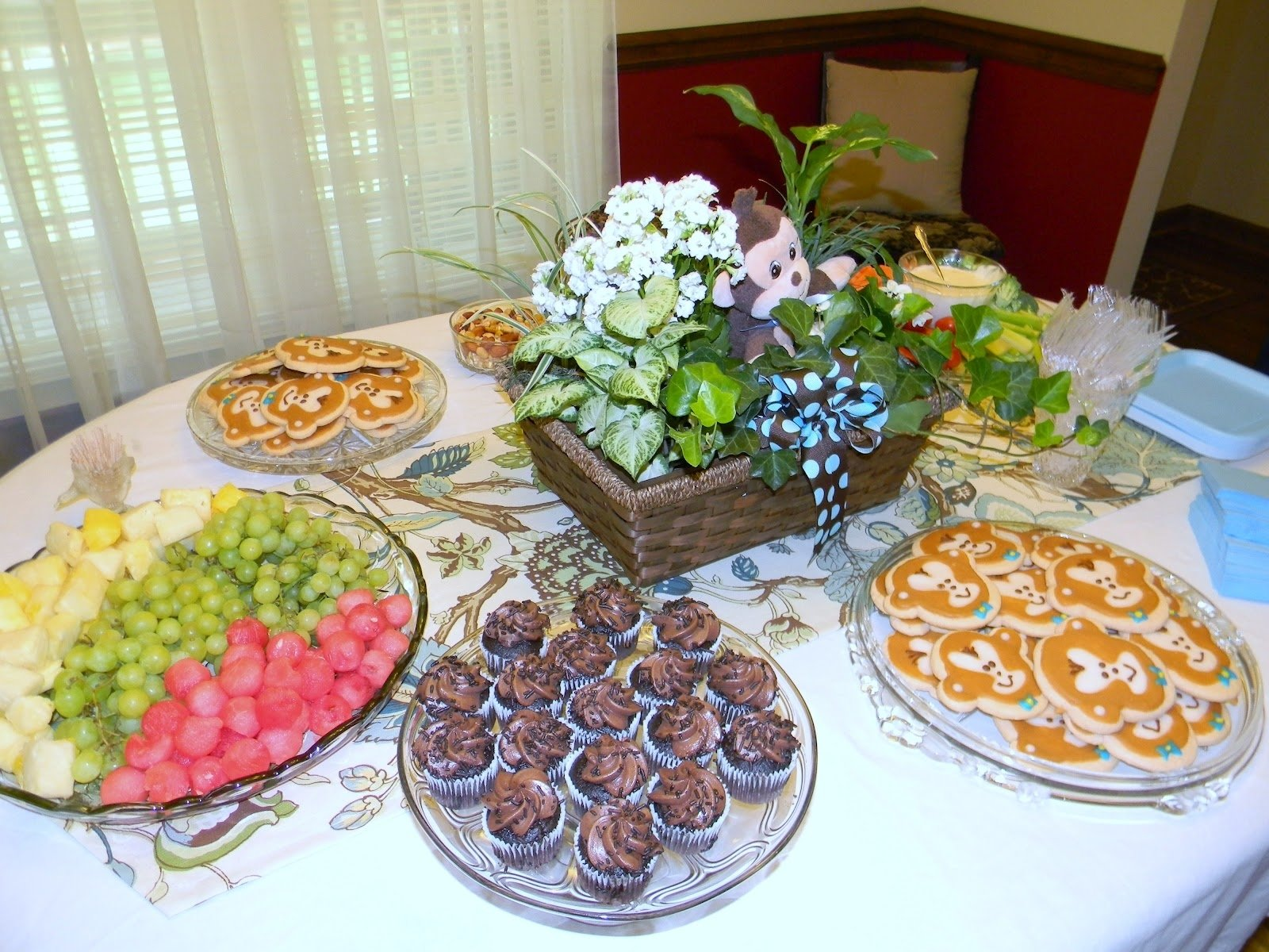 10 Ideal Baby Shower Menu Ideas On A Budget baby shower food ideas baby shower foods on a budget 3 2020