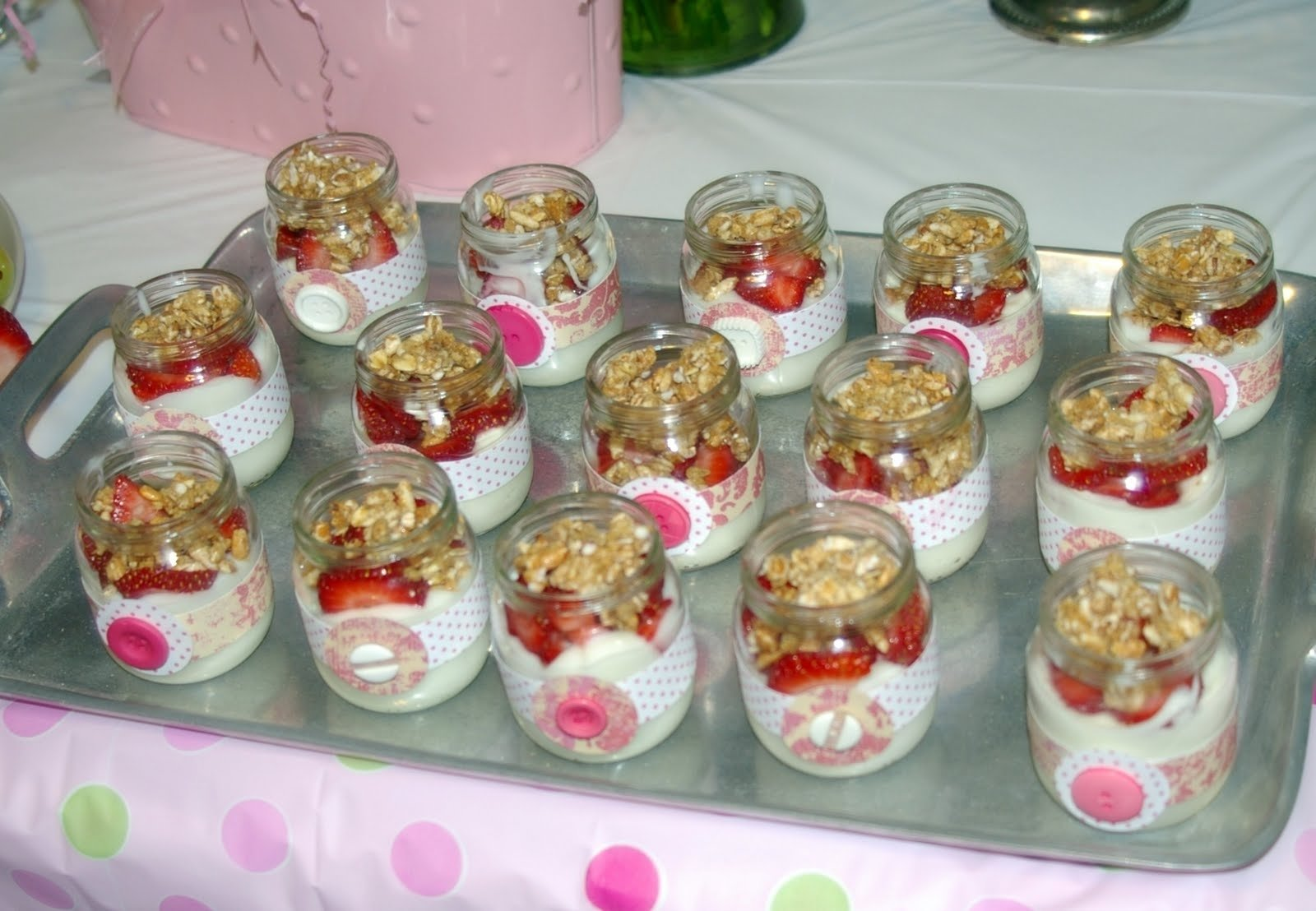 10 Unique Baby Shower Food Ideas For A Girl baby shower food ideas cute baby shower finger food ideas 3 2021