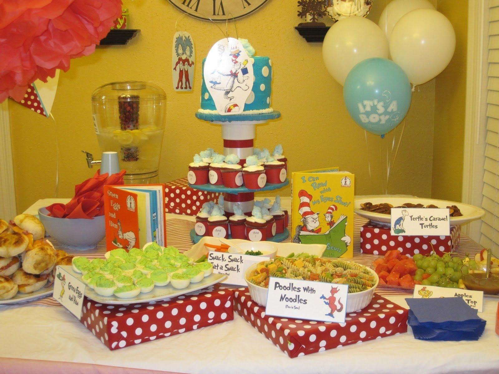 10 Unique Dr Seuss Baby Shower Food Ideas baby shower food ideas dr seuss baby shower food ideas 2020