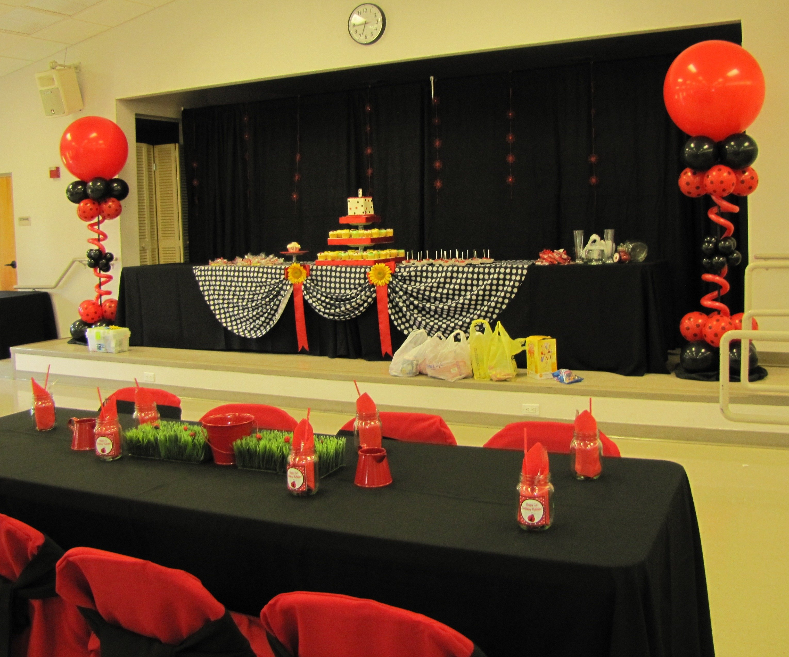 10 Attractive Lady Bug Baby Shower Ideas baby shower food ideas ladybug she has already choosen the girls