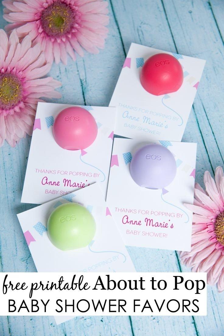 10 Ideal Favor Ideas For Baby Shower baby shower gift bageas outstanding favor pinterest filler cheap 2020