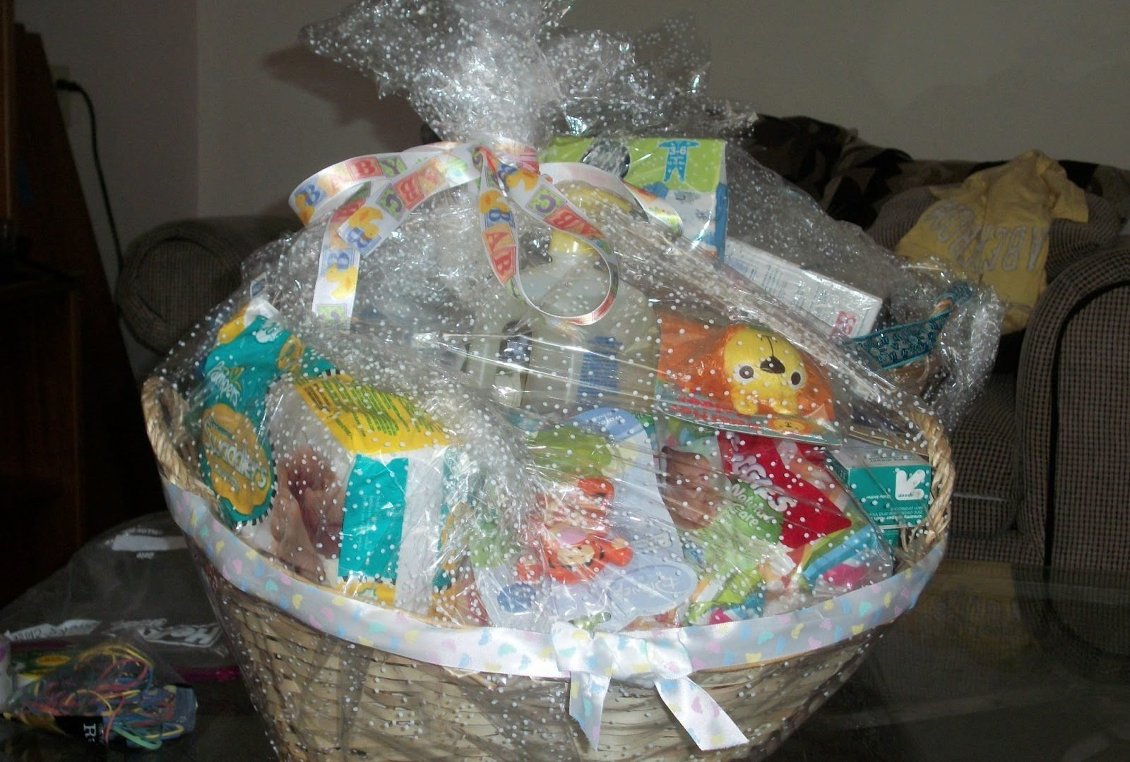 10 attractive baby shower gift baskets ideas 10 attractive baby shower gift baskets ideas baby shower gift basket ideas for guests heatherofcourse stunning negle Images