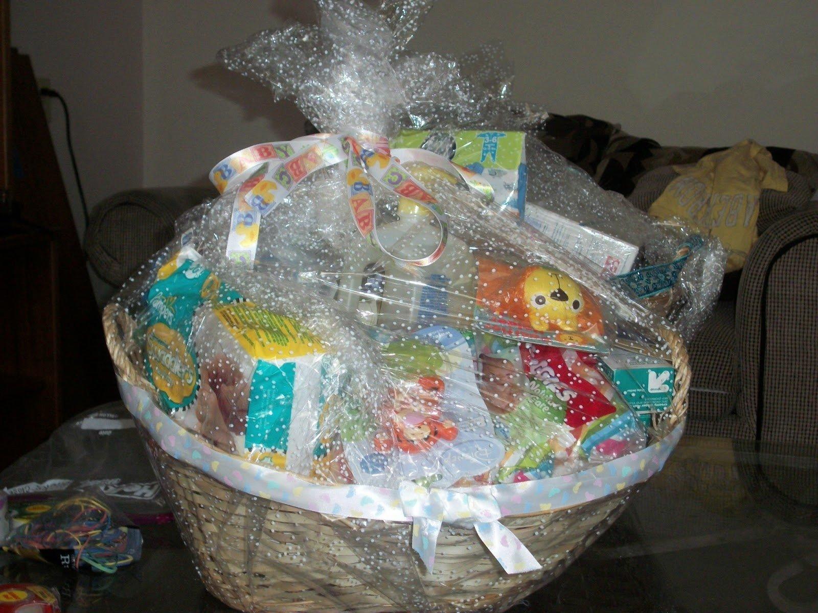 10 Stunning Baby Shower Gift Basket Ideas baby shower gift basket ideas for guests stunning 2018 stock photos