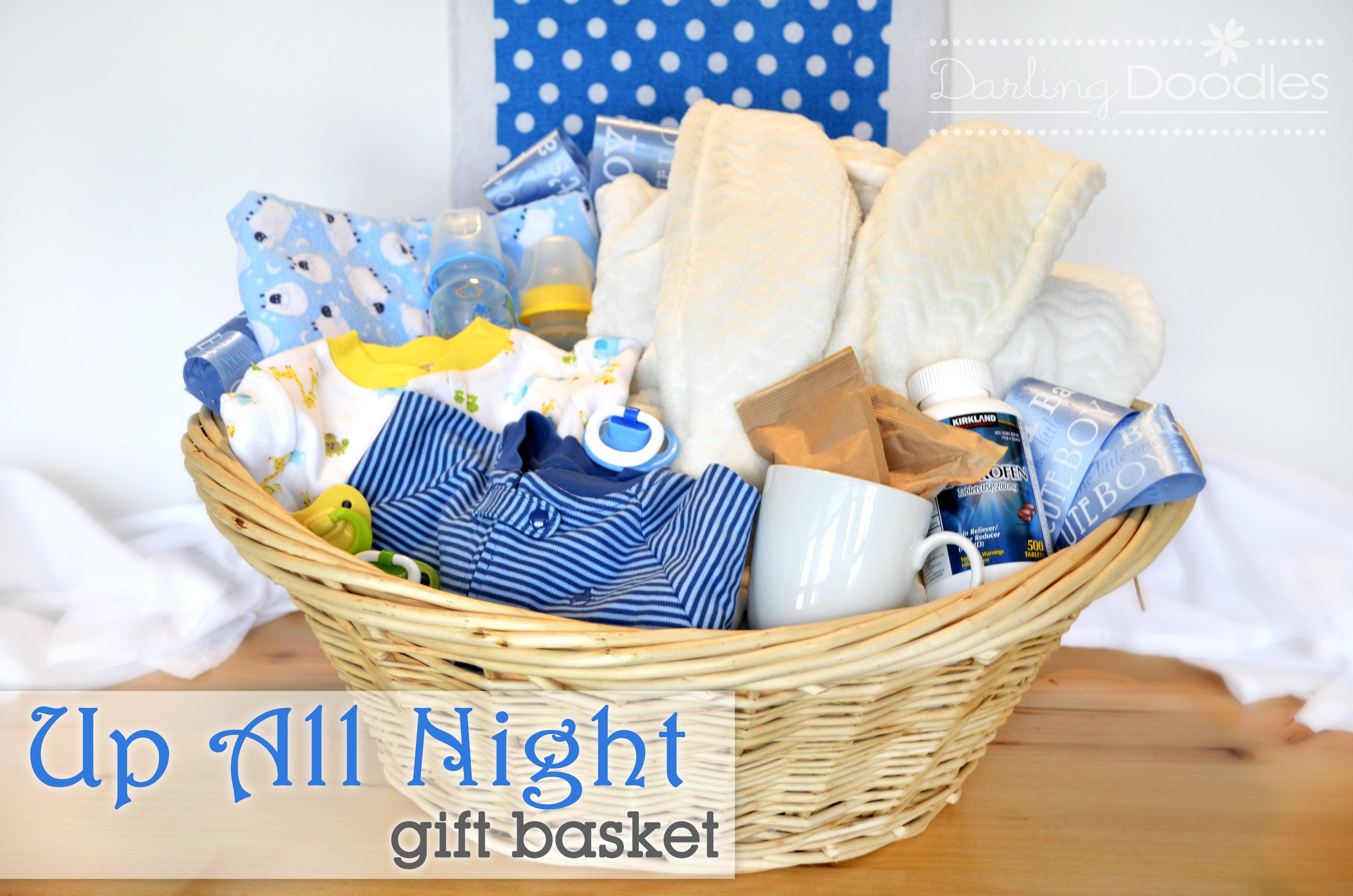 10 Stunning Baby Shower Gift Basket Ideas baby shower gift baskets for boy e280a2 baby showers ideas 2