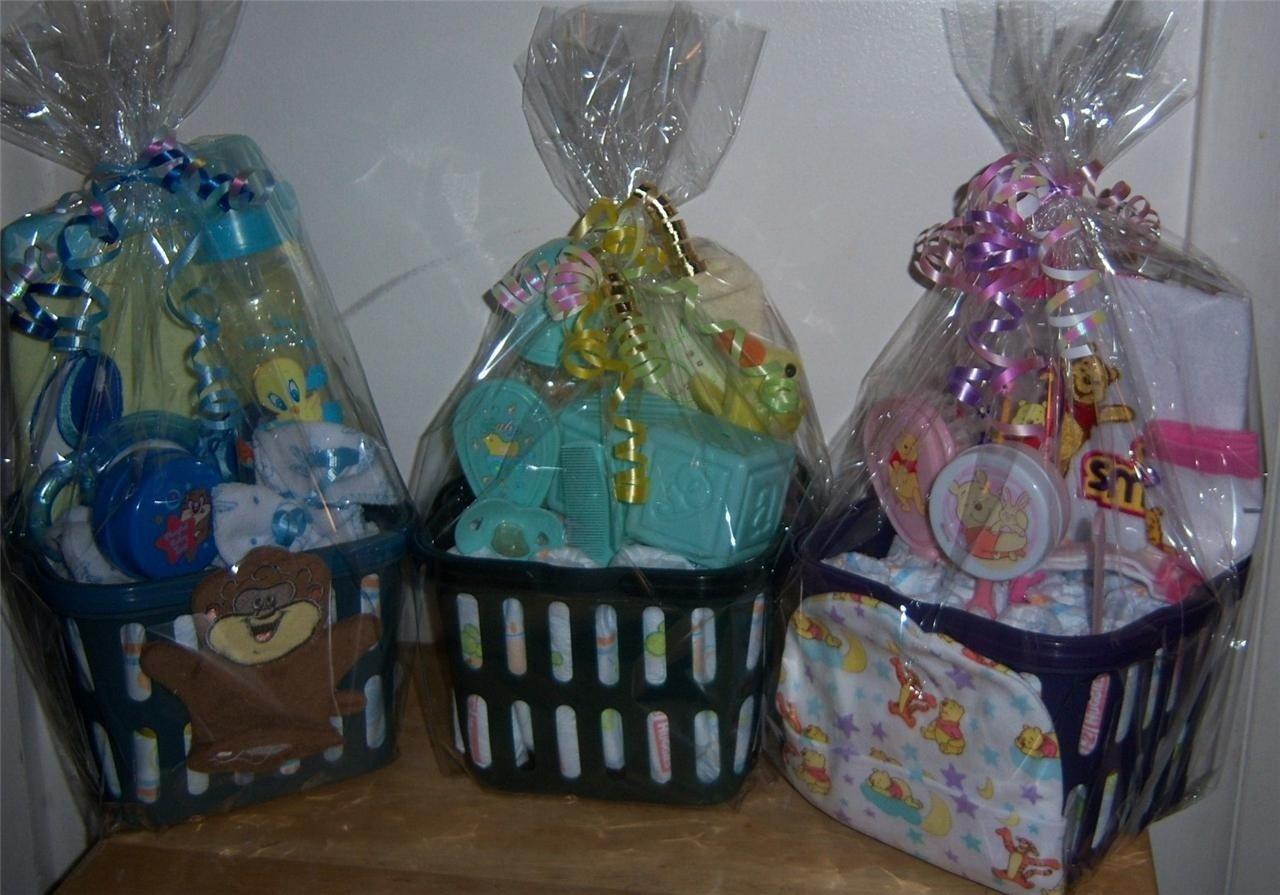 10 Stunning Baby Shower Gift Basket Ideas baby shower gift basketsdeas basket for games cheap poem impressive