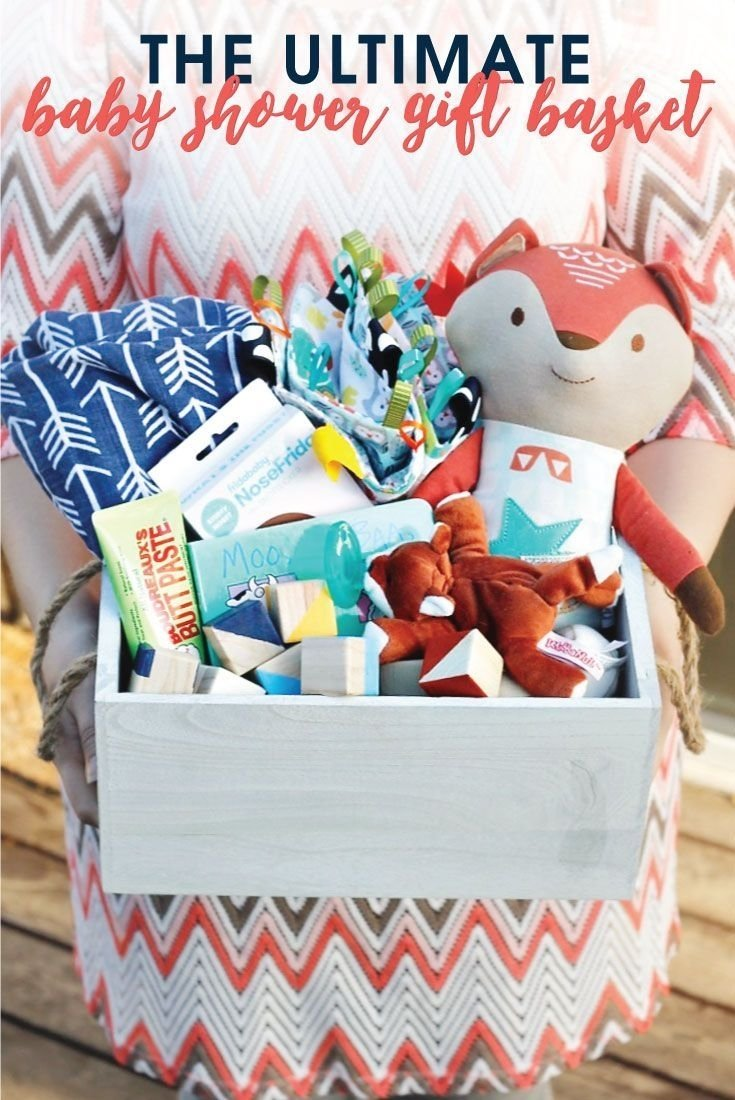 10 Best New Mom Gift Basket Ideas