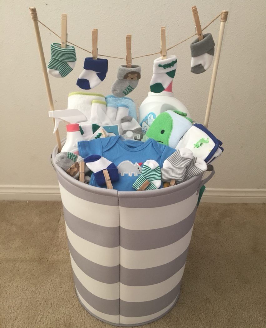 10 Stunning Baby Gift Ideas For Boys baby shower giftas for boy exceptional baskets gift ideas twins girl 2020
