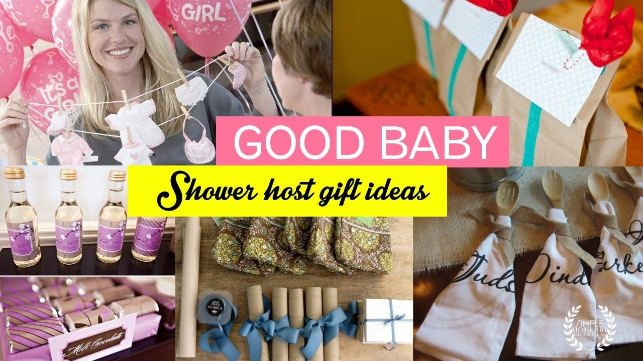 10 Famous Baby Shower Hostess Gifts Ideas