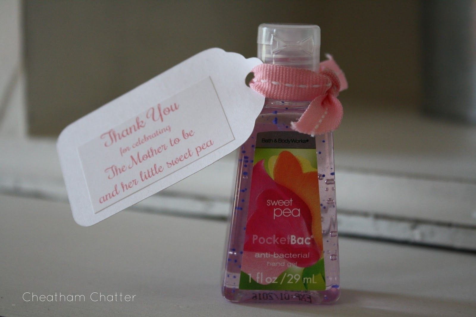 10 Lovely Baby Shower Thank You Gift Ideas