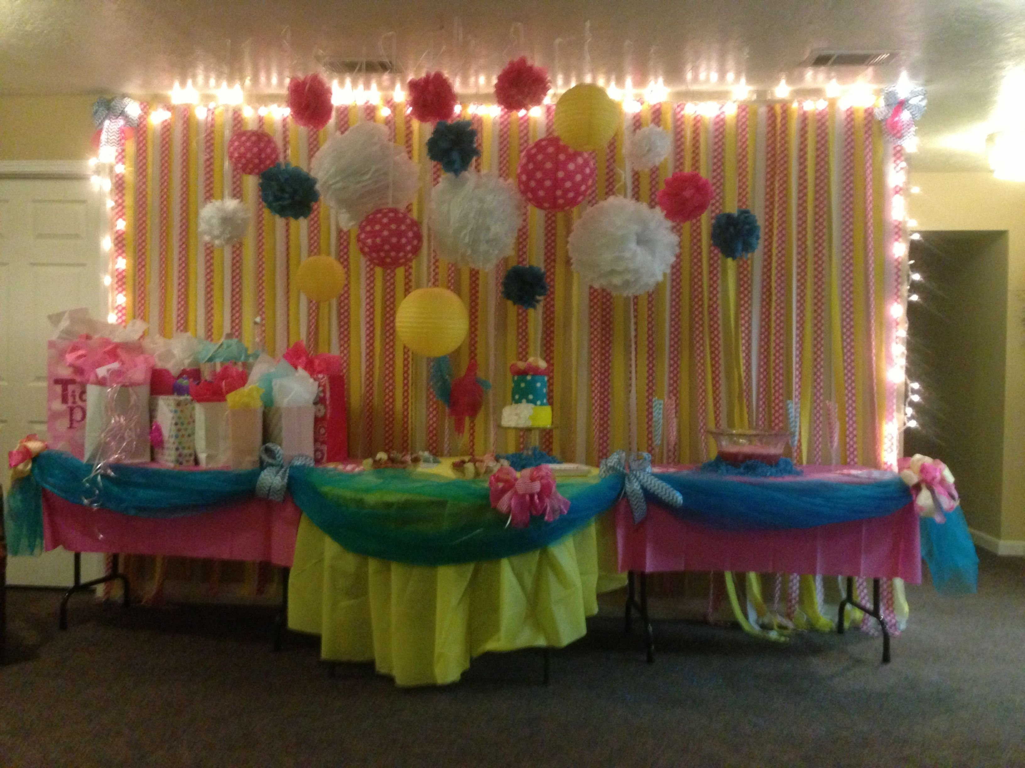 10 Stunning Pink And Yellow Baby Shower Ideas baby shower hot pink yellow and teal baby shower pinterest 2020
