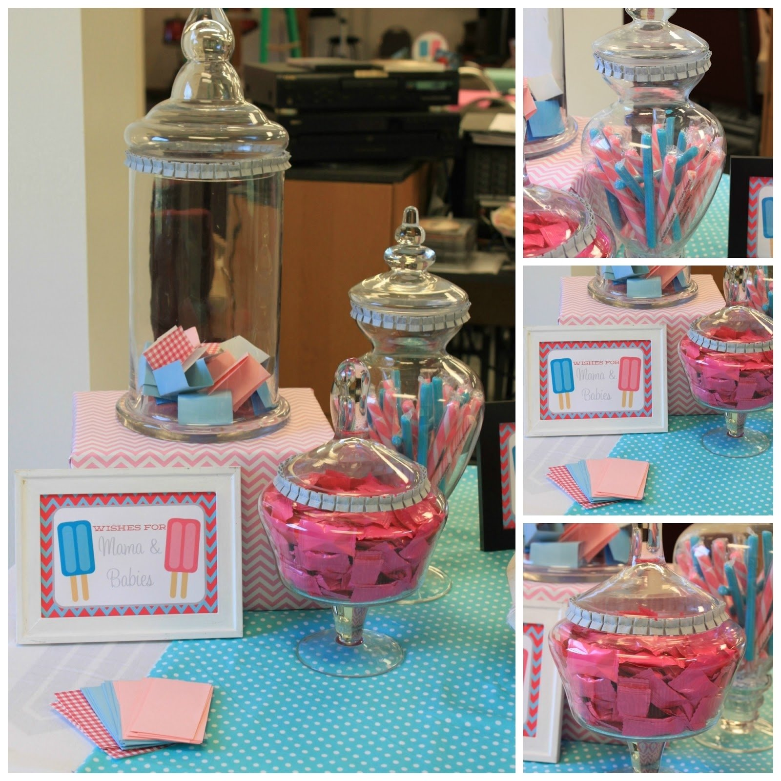 10 Cute Baby Shower Ideas For Twin Boys baby shower ideas for a boy and girl e280a2 baby showers ideas