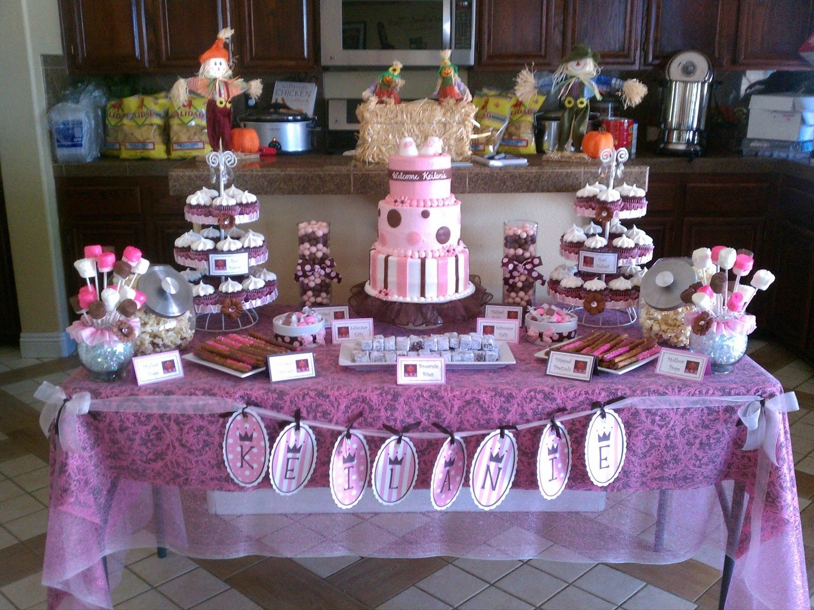 10 Trendy Pink And Brown Baby Shower Ideas baby shower ideas pink and brown e280a2 baby showers ideas