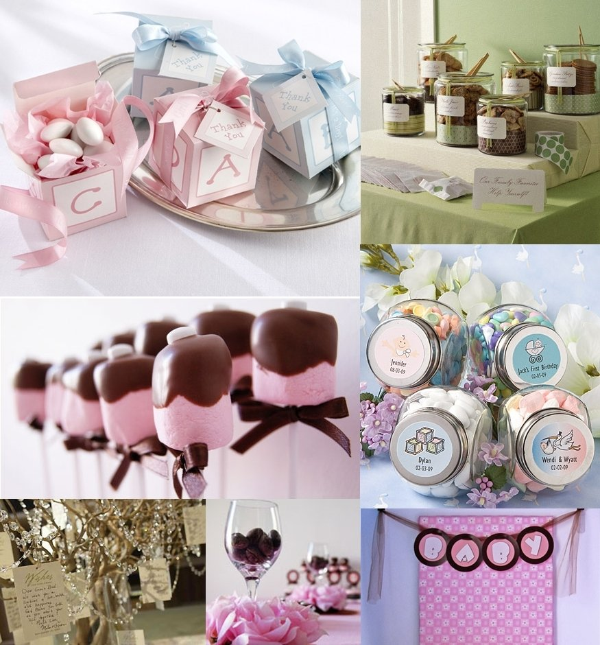 10 Pretty Ideas For A Baby Shower baby shower inspiration pregnancy baby child