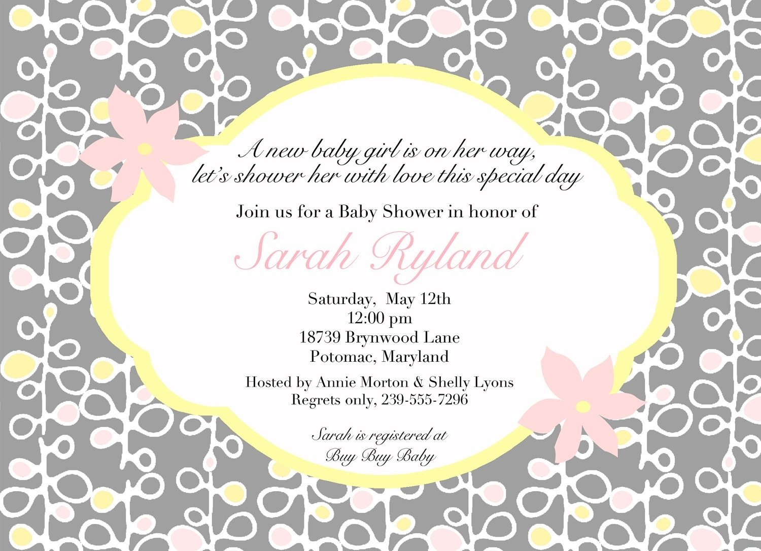 baby shower invitation wording ideas plus cute inexpensive baby