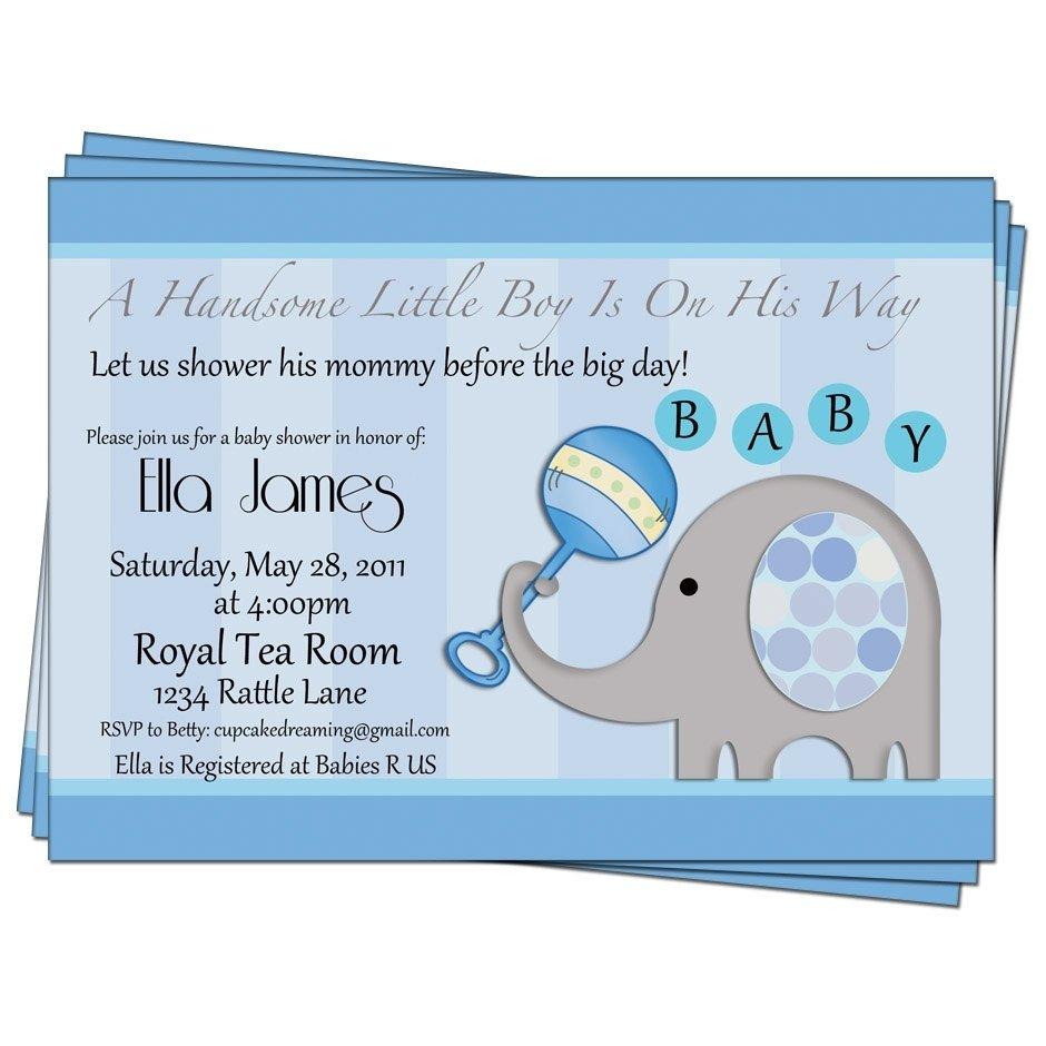 10 Lovable Boy Baby Shower Invitations Wording Ideas baby shower invitations for boys ideas omega center ideas 2021