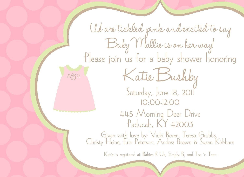 10 Most Popular Cute Baby Shower Invitation Ideas baby shower invitations new baby shower invitation wording ideas 2020