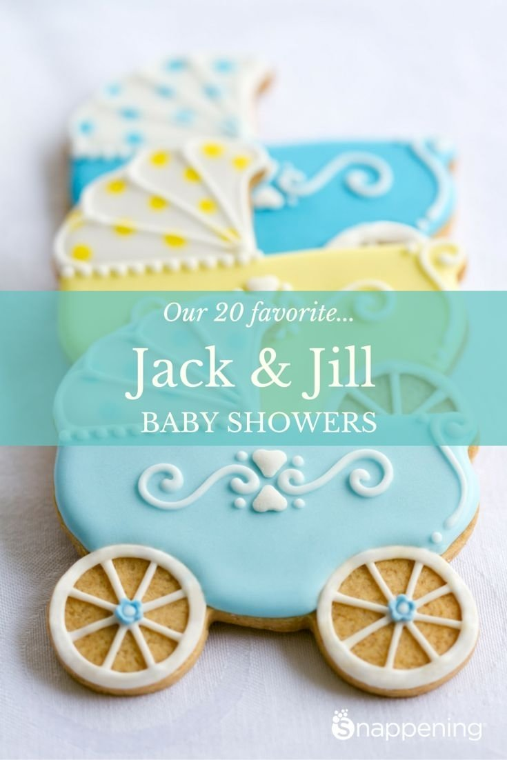 baby shower: jack and jill baby shower invitations jack and jill