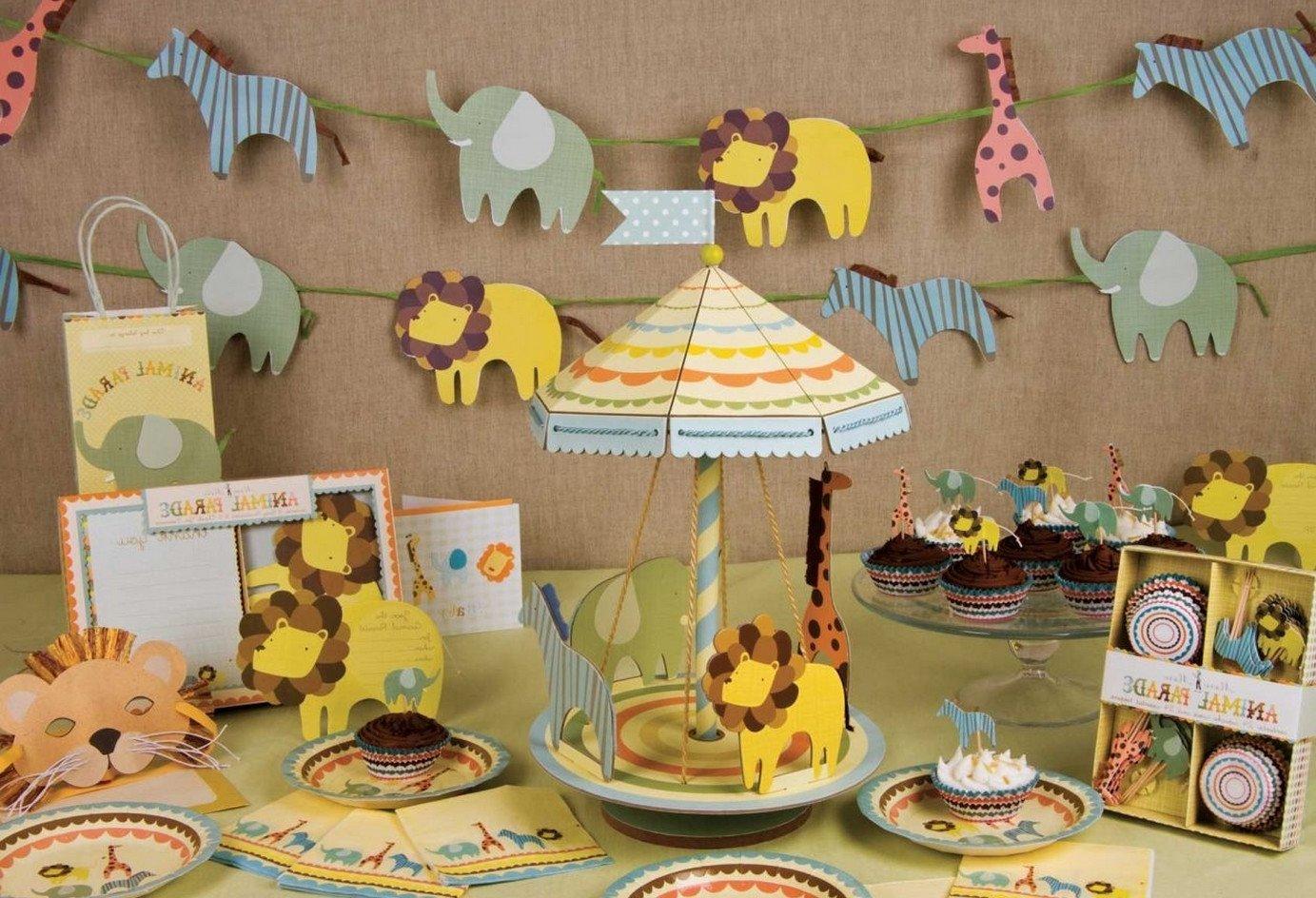 Imágenes de Jungle Themed Baby Showers Ideas