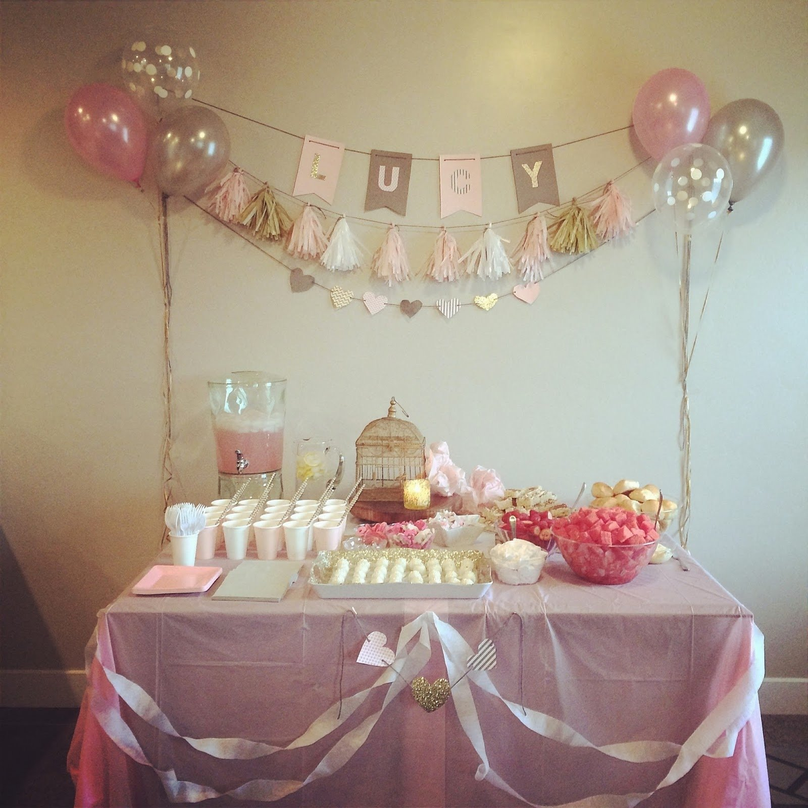 baby shower on budget- how to throw a baby shower for under $80