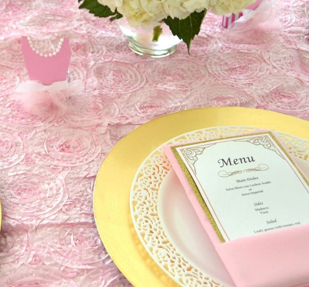 10 Stunning Pink And Yellow Baby Shower Ideas baby shower party ideas photo 1 of 12 catch my party 2020