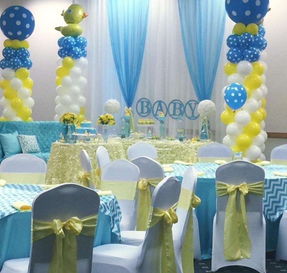 10 Stylish Rubber Ducky Baby Shower Ideas %name
