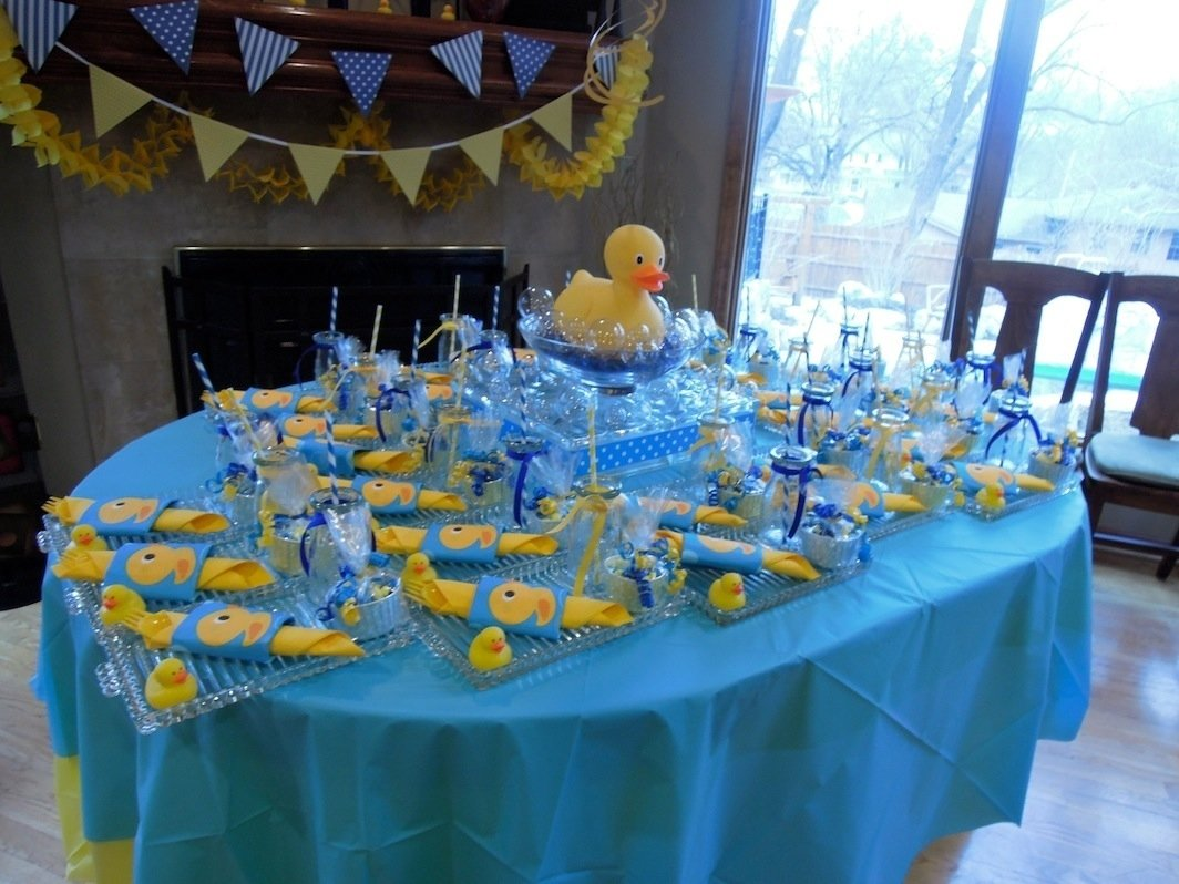 10 Stylish Rubber Ducky Baby Shower Ideas baby shower rubber ducky theme ideas e280a2 baby showers design