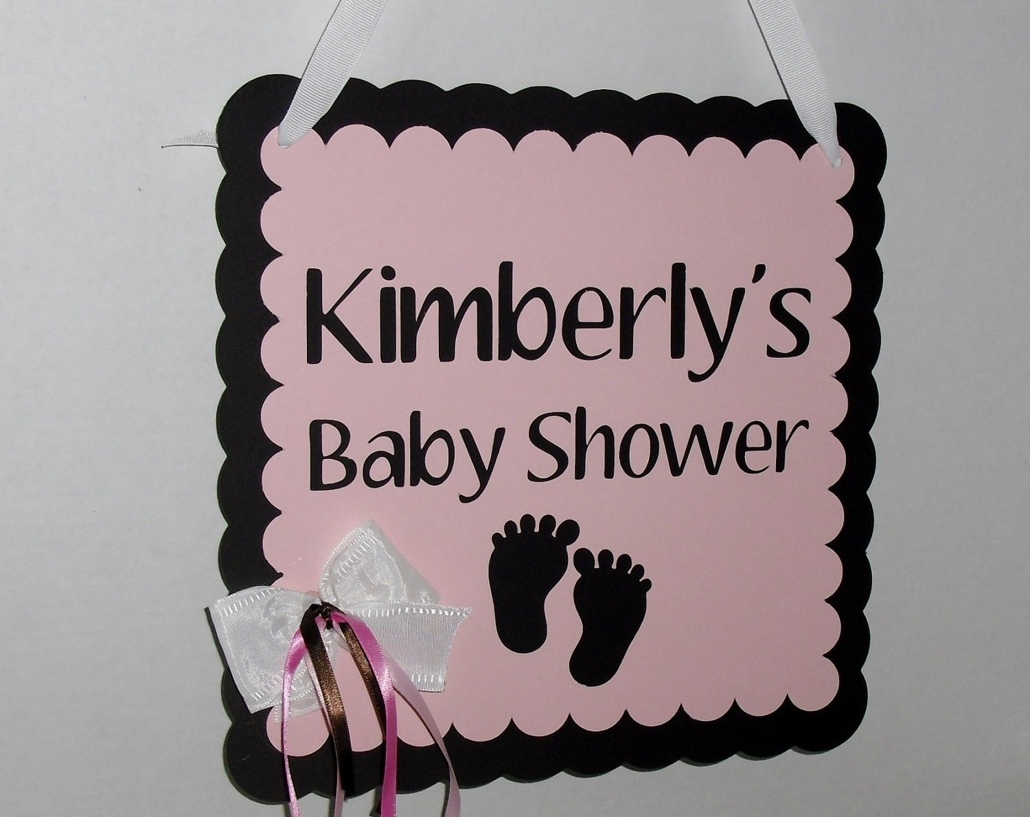 10 Gorgeous Baby Shower Sign In Ideas baby shower sign in ideas wblqual 2020