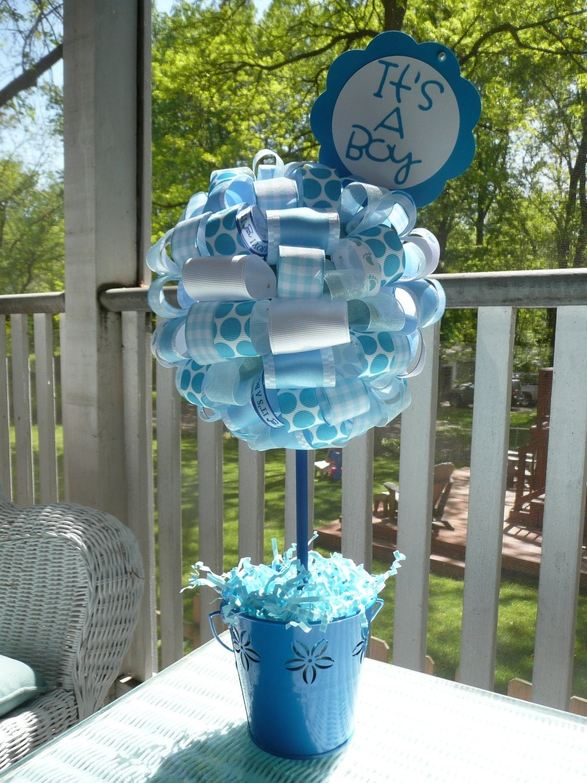 10 Unique Baby Shower Centerpiece Ideas For Boys baby shower table decoration ideas for boy tags baby shower 2020