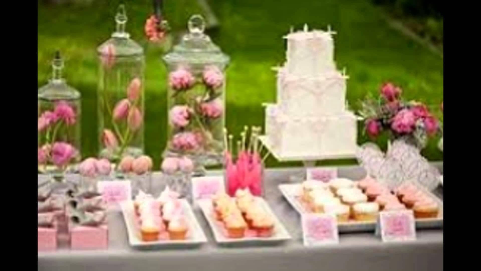 10 Fabulous Baby Shower Table Decoration Ideas baby shower table decorations youtube 2020