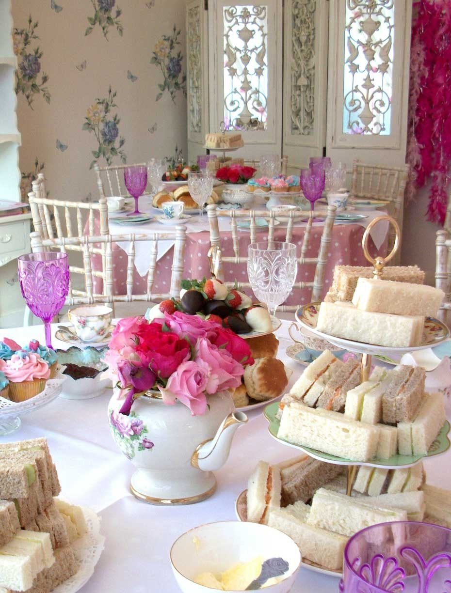Results For Tea Party Ideas For Baby Shower