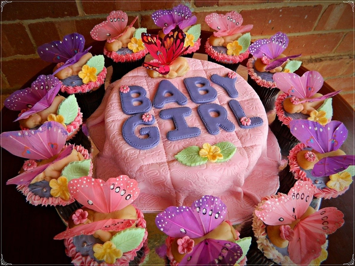 10 Gorgeous Girl Baby Shower Theme Ideas baby shower theme ideas baby shower decoration ideas 2020