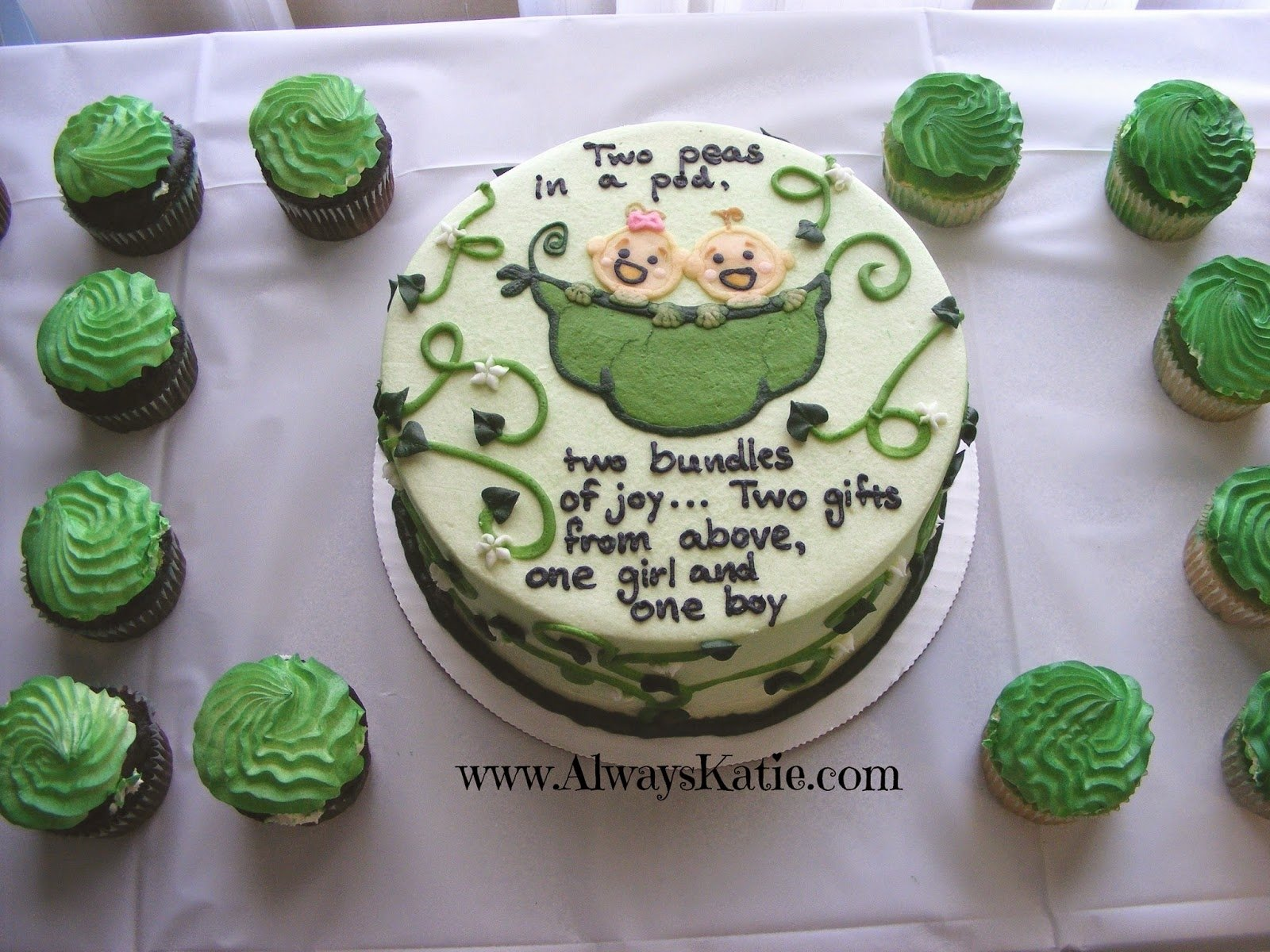 10 Most Recommended Two Peas In A Pod Baby Shower Ideas baby shower two peas in a pod baby shower always katie baby peas 2021