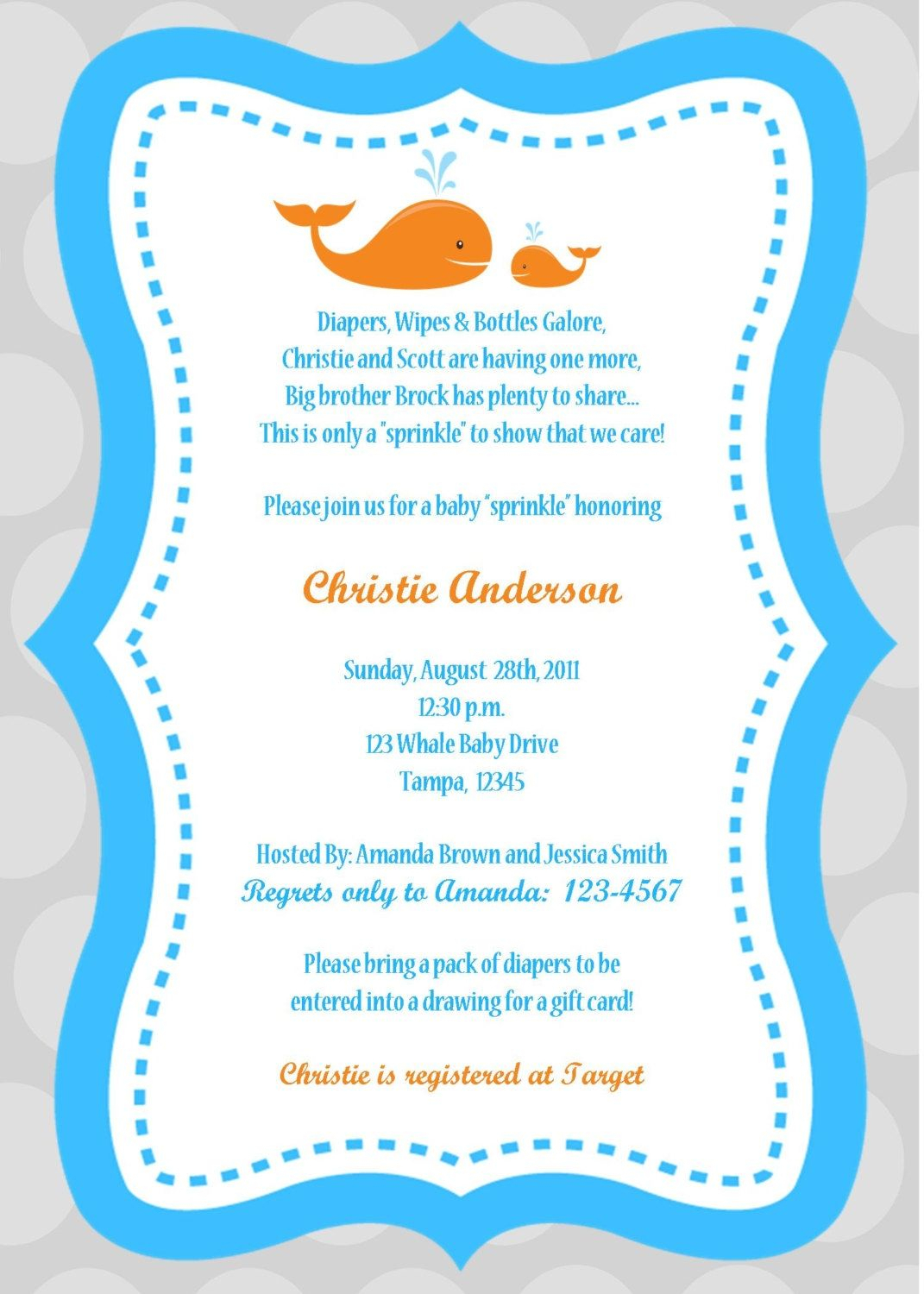 baby shower wording for boy | baby shower | baby shower invitation