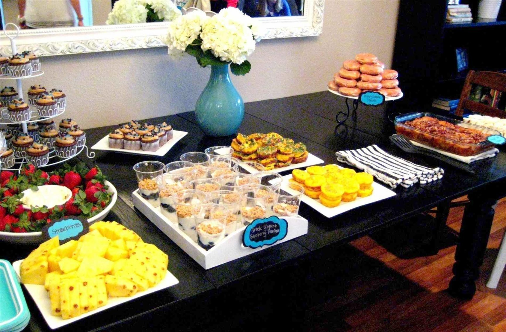 10 Gorgeous Brunch Menu Ideas For Baby Shower baby showerrunch menu ideasuffet recipe archaicawful gallery delish 2020