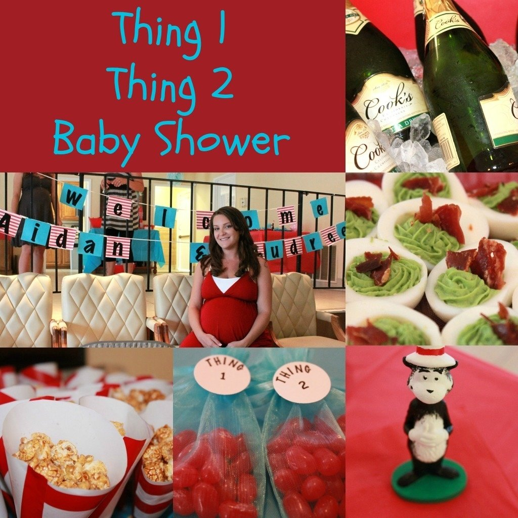 10 Cute Twin Baby Shower Theme Ideas babyower decoration ideas for twins theme boy and girl pinterest 1