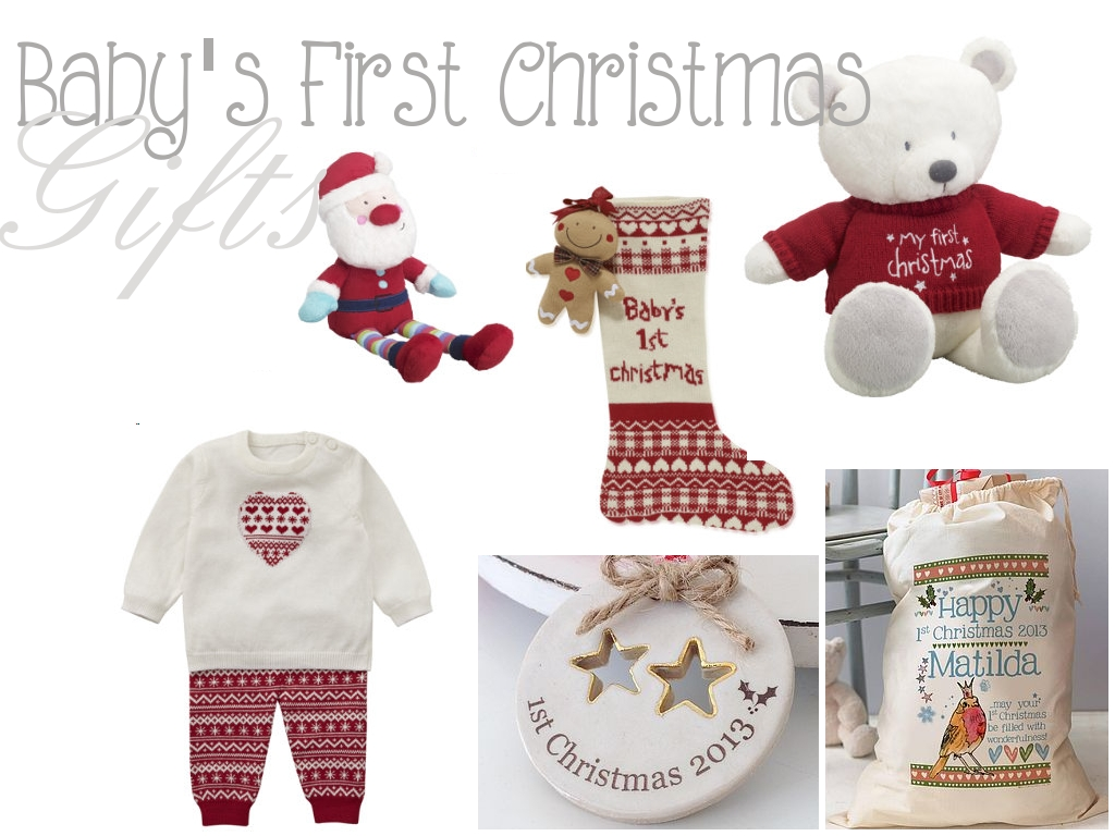 10 Ideal Baby First Christmas Gift Ideas babys first christmas gifts life as mum uk family lifestyle blog 2020