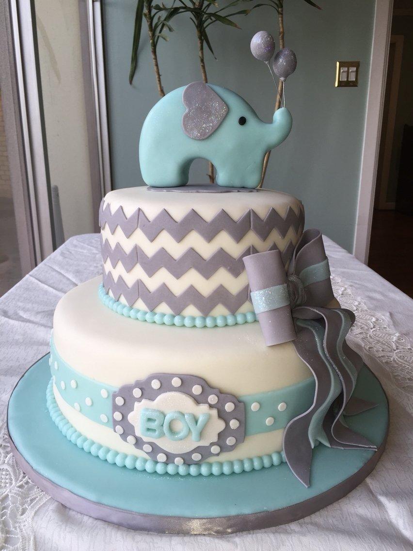 10 Pretty Boy Baby Shower Cake Ideas babywer cake ideas for boy cakes boys 768x1024cking sheet sports 2020