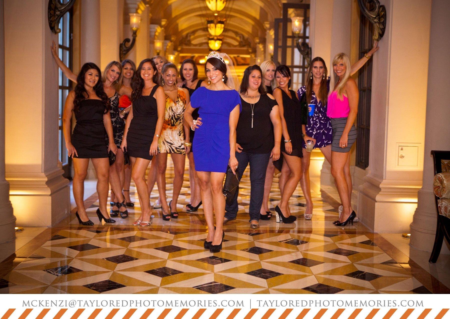 bachelorette party las vegas | las vegas elopement photographers