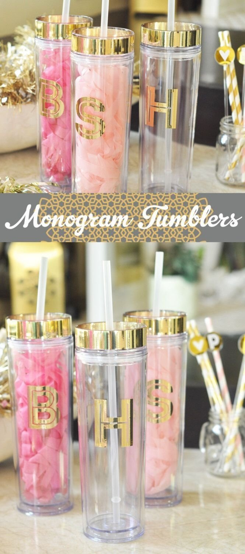 10 Unique Bachelorette Party Gift Ideas For Guests bachelorette party tumbler cups bachelorette water bottles 2020