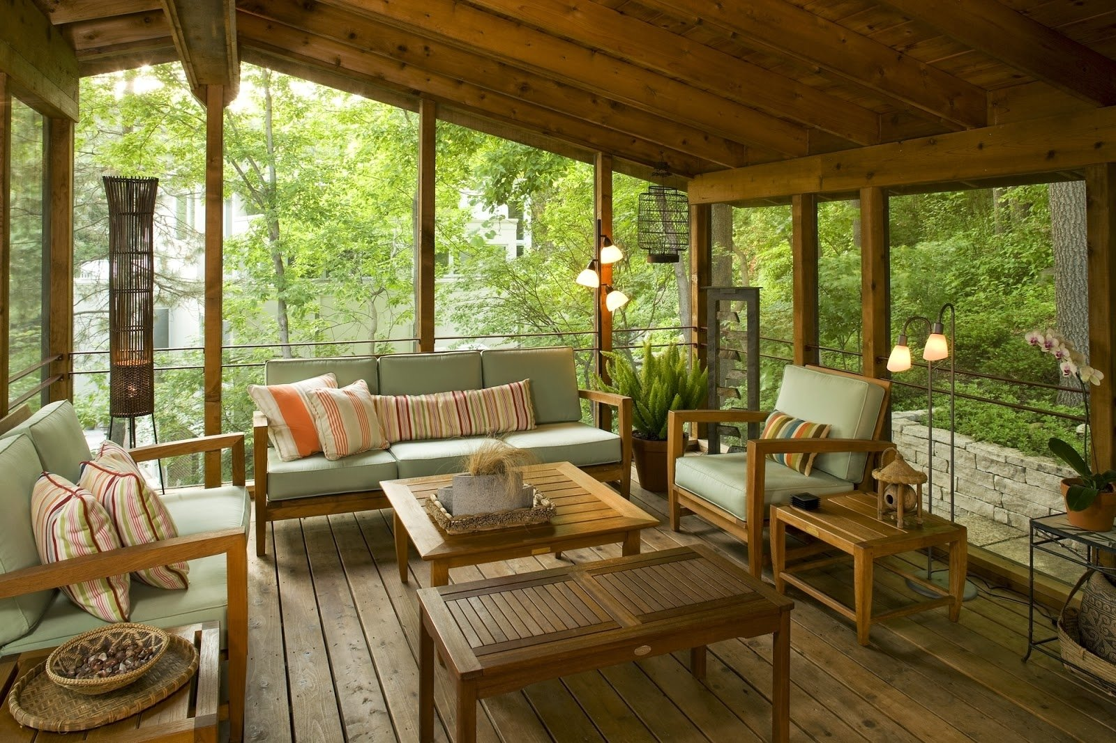 10 Most Recommended Screened In Porch Design Ideas back porch ideas for ranch homes decorating ffcddcfa surripui 2021
